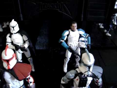 Attack of the Clones Episode 2 Clone Trooper AOTC