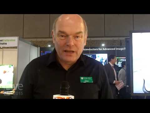 ISE 2015: TOP-TEC Describes Their Range of Technical Furniture
