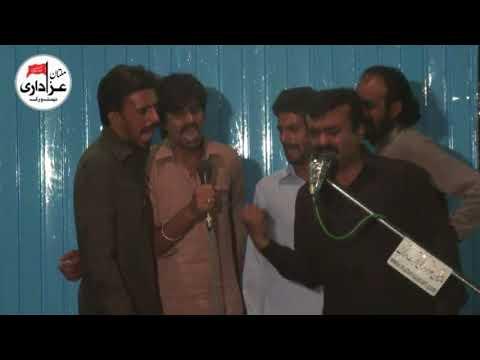Zakir Qazi Waseem Abbas   Majlis e Aza 29 Zilhaj 2017   Qasida And Masiab
