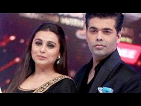 Rani Mukerji Is Mardaani Says Karan Johar