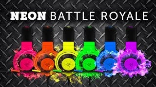 Kraken Pro Neon | Battle Royale Contest