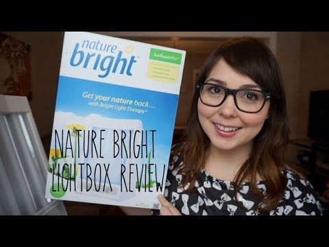Nature Bright Lightbox Review!