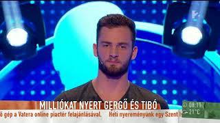 Pénzt vagy éveket!: Oláh Gergőt és Kocsis Tibort egy szakáll ˝vitte be az erdőbe˝ - tv2.hu/mokka