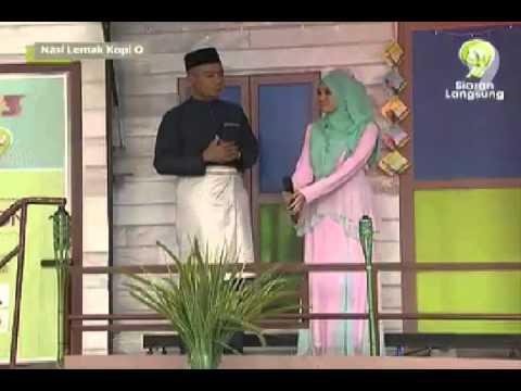 Ainan Tasneem  Nasi Lemak Kopi O (nlko) [27 Julai 2014] video