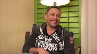 Exclusive: Renzo Gracie talks about his match with Kazushi Sakuraba