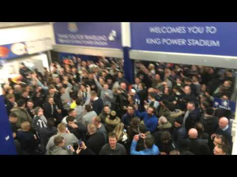 Newcastle  supporters Rafa Benitez  song.... what being Geordie is all aboot!