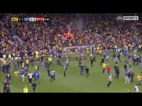 Watford FC Road To Wembley 2012/2013