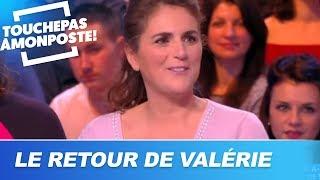 Valérie Bénaïm explique les raisons de sa longue absence dans TPMP