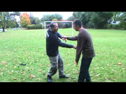 Systema: How to Take Punches.