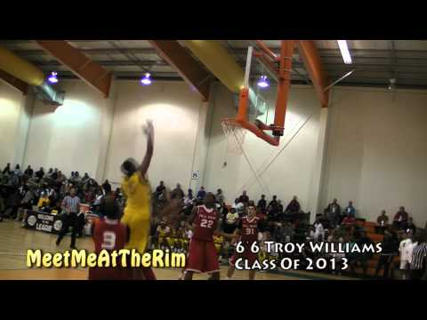 Hampton EYBL #1 2011 CRAZY Dunks and Highlights; Justin Anderson, Ricardo Gathers, Wayne Selden