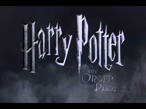 harry potter and the order of the phoenix intro (fanmade