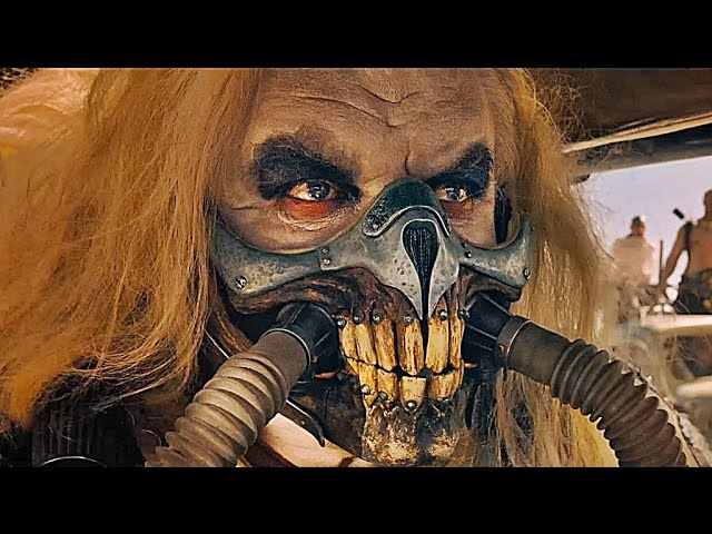 MAD MAX - FURY ROAD | Trailer deutsch german [HD]