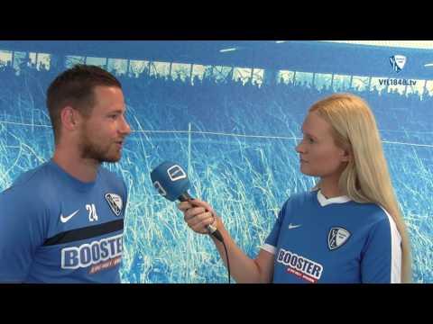 VfL-Linksverteidiger Timo Perthel blickt im Interview der Woche auf den Saisonstart und die kommende Partie gegen den 1. FC Nürnberg. #meinVfL #BOCFCN #TP24 #VfL1848tv.