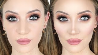 How to Contour and Highlight Your Face for Beginners | STEPHANIE LANGE