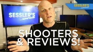 Can Military Shooters be Profound or Moving? PLUS_ Questions on Reviews! SESSLER'S ...SOMETHING