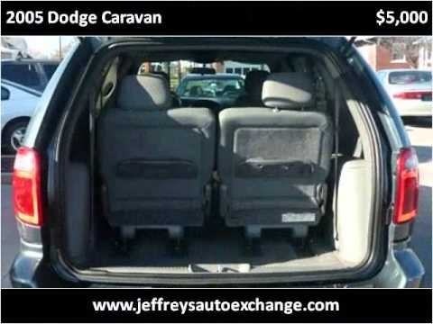 2005 Dodge Caravan Used Cars Scottsburg IN