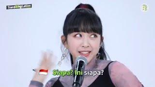 DITA NYANYI WHO DIS PAKAI BAHASA INDONESIA DI ACARA KOREA??  ENG SUB.