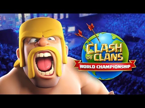 Clash of Clans World Championship 2019 ($1,000,000 Prize Pool!) thumbnail