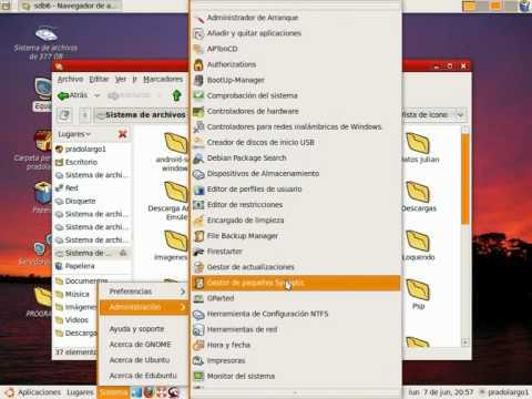 1 de 2 Ubuntu 10.04 - 12.10 en Usb de 500 GB Funciona en distintos Ordenadores