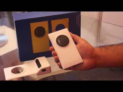 Nokia lumia 1020. el smartphone con cámara de 41 megapixeles