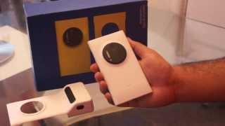 Nokia lumia 1020, el móvil con cámara de 41 megapixeles