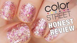 COLOR STREET NAILS Review (Honest!) Application + Wear Test