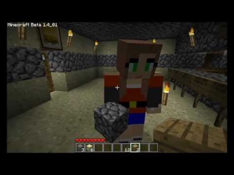 Minecraft Dad - Ep. 24 - My Daughter's Birthday Surprise (BOOM!)