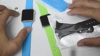 Apple Watch için Ucuz Alternatif Sport Band Kayışlar