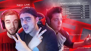 FAZE CLAN PLAYS SEARCH AND DESTROY!!