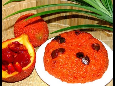 Gac - a powerful fruit with many health benefits