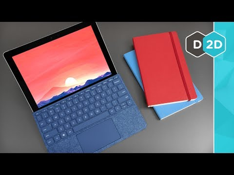 Surface Go Review - It's Awesome