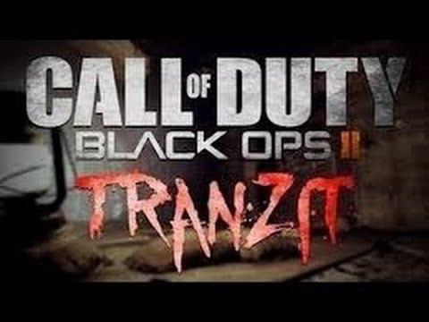 black ops 2 tranzit complete walkthrough: pack a punch. jet gun. music....