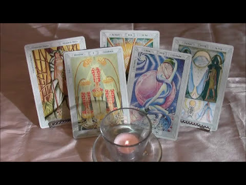 Full Moon Eclipse Tarot Reading - Apr 15 to May 11, 2014