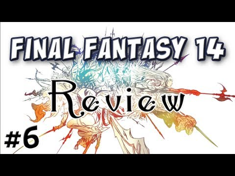 Yogscast - Final Fantasy 14 Review 6: Map Navigation and Arnold Schwarzenegger