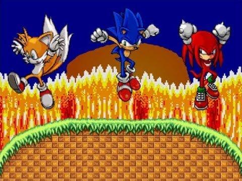 Sonic Reversal - WMP Cut Edition
