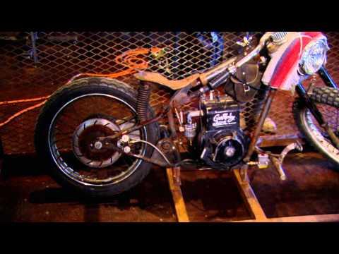 Caddy Rust Bucket/bel - Air beauty part 2