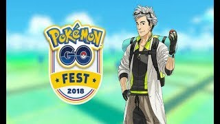 Pokemon Go Fest Weekend Day 2! Hunting New/Shinys!