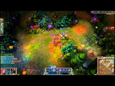 (HD283) Noi joue sa Vi en ranked - League Of Legends Replay [FR]