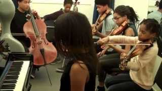 The Kanneh Masons Practising For Bgt Live Auditions Brahms Hungarian Dance