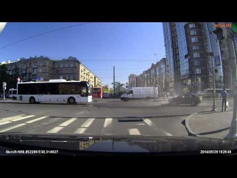 ДТП Санкт-Петербург 26.05.2014 г.