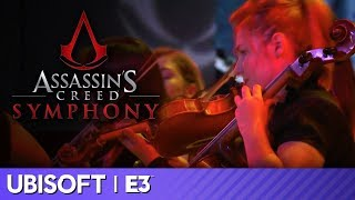 Assassin's Creed Symphony Performance  | Ubisoft E3 2019