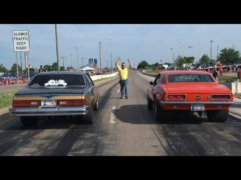 Legal STREET RACING on Route 66 !!!