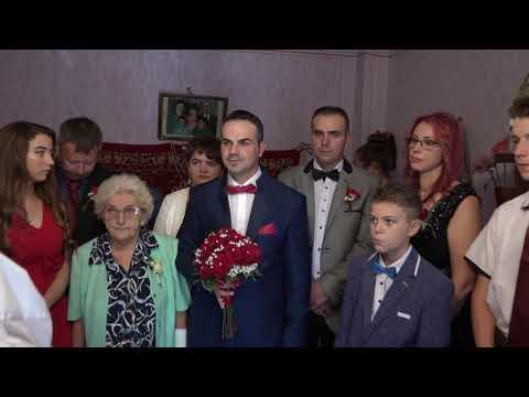 Pásztor Levente-Réka 2019 esküvő