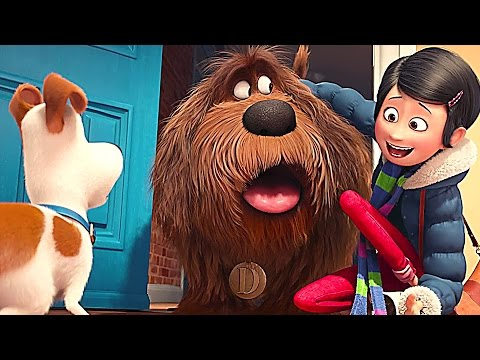 The Secret Life Of Pets TRAILER # 2 (Animation - Comedy)