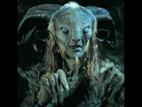 The Faun from El Laberinto del Fauno [Pan's Labyrinth ...