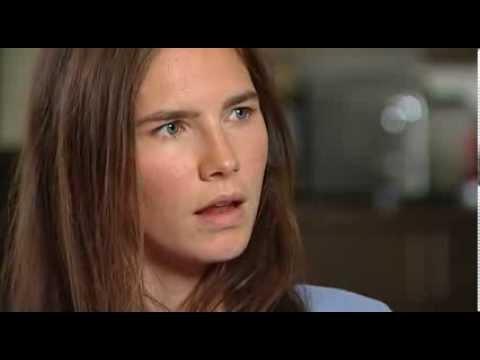Amanda Knox 2 part Exclusive Interview ITV Daybreak