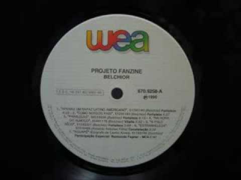 Belchior - Apenas Um Rapaz Latino Americano, versão II (LP, gravado de: 1990)