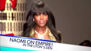 The View NAOMI CAMPBELL FULL INTERVIEW! Mar 30  2016