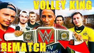 WER WIRD DER NEUE VOLLEY KING? II VOLLEY KING REMATCH