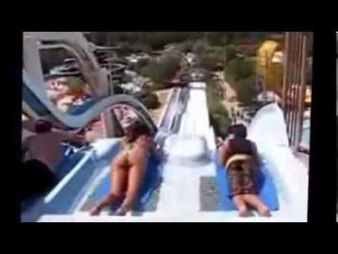 New Hilarous Water Slide Fail Videos 2013 Compilation video